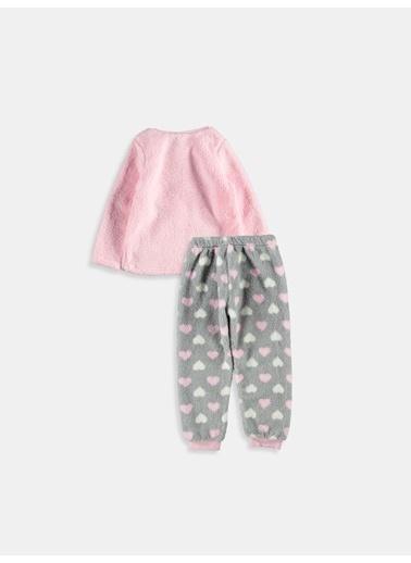 LC Waikiki Pijama Takım Pembe